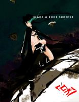 Black Rock Shooter by dead-soul-1987