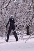 Jack 'Frost' Skellington by Ex-Shadow