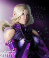 Nina Williams by axouel2009