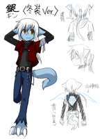 My Character Ver.winter by Ginsora