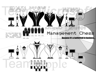 Management Chess by makin3