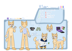 River's Ref (UPDATED READ DESCRIPTION PLEASE) by Pastel-Chi