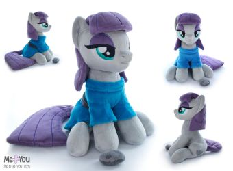 Maud Pie plush by meplushyou