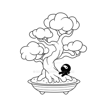 Bonsai by natalinn