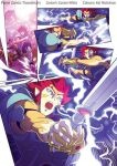 ThunderCats 1 page 9 cols by KatCardy