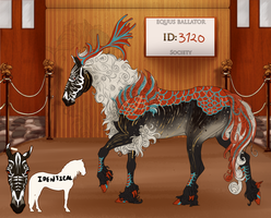 3120 for ToxicCreed by EquusBallatorSociety