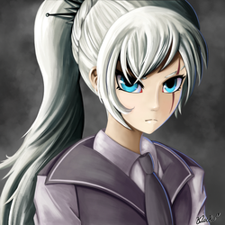Atlesian Student Weiss by theklocko