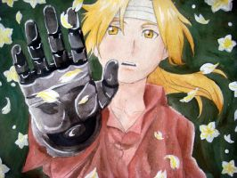 FMA-Reaching for a hope by EvanRank
