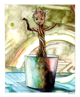 Baby Groot by PDJ004