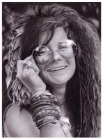 Janis Joplin by mcgrath800