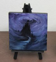 Mini Dark Storm by crazycolleeny