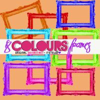 COLOURS FRAMES by itstew