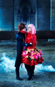 Guilty Crown. The Everlasting by UkrainianProfiterole