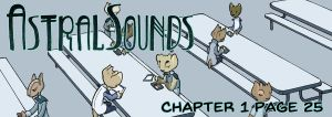 AstralSounds Page 25 (Preview) by The-Snowlion