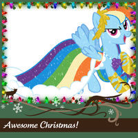 Awesome Christmas to You by snakeman1992