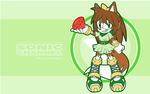 SONIC CHANNEL :: LARA THE FOX by Bubbleslou