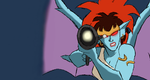Demona iScribble by Xutes