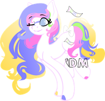Candy Button adopt (closed) by Danie-mesAdopts