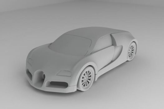 WIP_Bugatti by Squirrel007
