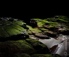 Rocks at night by Jano-Myburgh