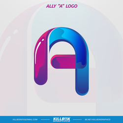 Anomally A Logo by KillboxGraphics
