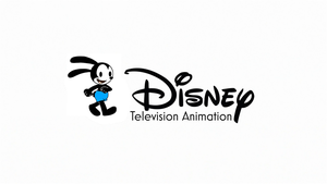 Disney Television Animation logo with Oswald by MarcosPower1996