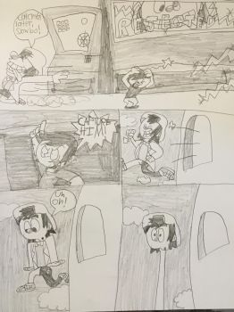 Creation of Toony pg. 5 by pvzfan26