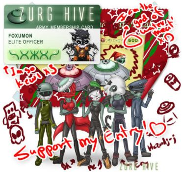 Zurg Xmas Signature by foxumon
