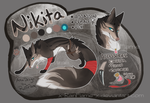 Fox Character Adopt- Auction- Closed! by x-RainFlame-x