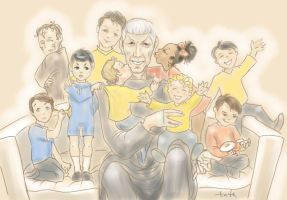 Prime Spock and reboot by tafafa