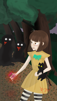 Fran Bow by NikkiReam