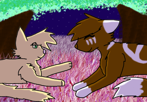 Contest Entry for Riverspiritfanclub contest thing by WonderWish02