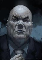 Wilson Fisk by Flak-Badger