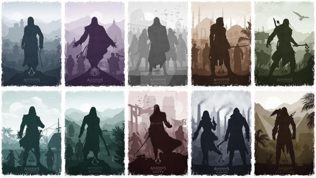Assassin's Creed by punisher357