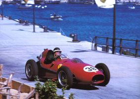 Mike Hawthorn (Monaco 1958) by F1-history
