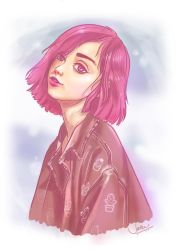 Pink by JDsmiles