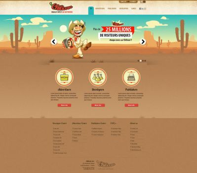 Chilican Web Design by SOSFactory