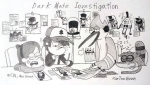 Dark Mate Investigation by komi114