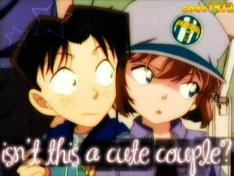 MitsuxAi- Cute Couple by Link-Chang