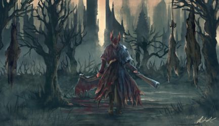 Fear the Old Blood by Hellkrusher