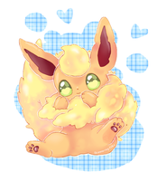 [FA] Flareon by shimmering-nibs