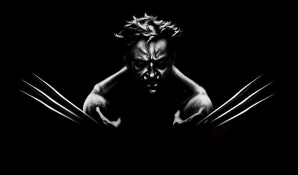 The Wolverine by Caelkriss