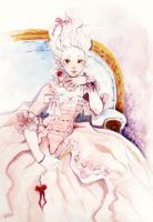 In Powder and Crinoline by OlayaValle