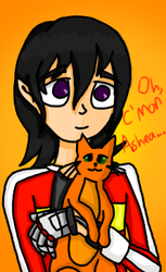 Base Edit - VLD Keith's Cat by SparklyHorn
