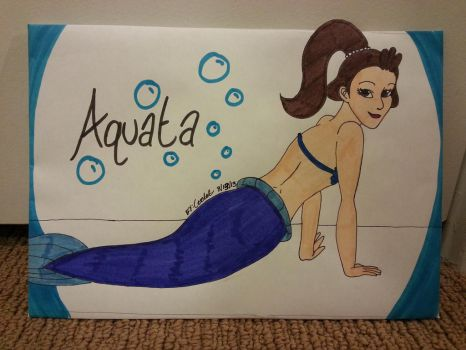Kay Kay's 21st Birthday - Piece 4 {Aquata} by AshiraCartel