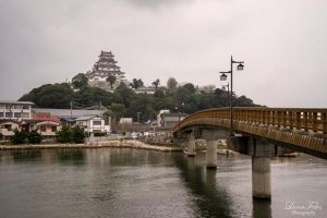 Karatsu Castle by LunaFeles