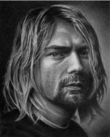Kurt Cobain by mcgrath800