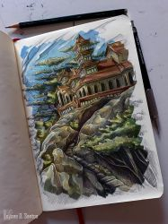 .The temple by iLDS