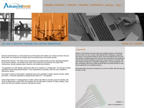 mobile services company II by cgeorge