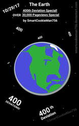 The Earth (400th Deviation Special) by SmartCookieMan756